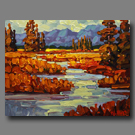 High Country Fall - 14x18