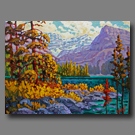 Lake O'Hara September - 30x40