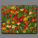 Iceland Poppies - 24x30